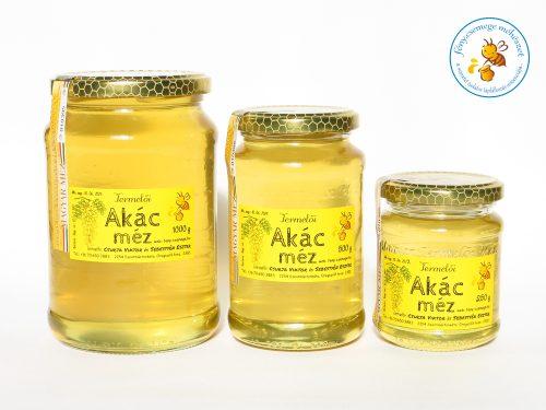 termelői akác méz