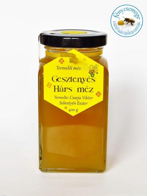 gesztenyés hárs méz - elfogyott