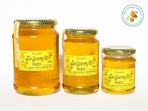 termelői selyemfű méz
