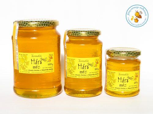 termelői zselici hárs méz